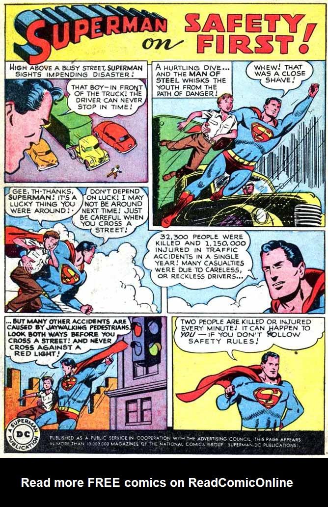 Read online Sensation (Mystery) Comics comic -  Issue #92 - 50