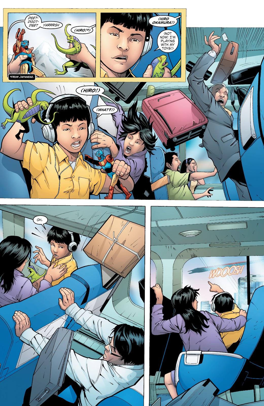 Read online Smallville Season 11 [II] comic -  Issue # TPB 6 - 54