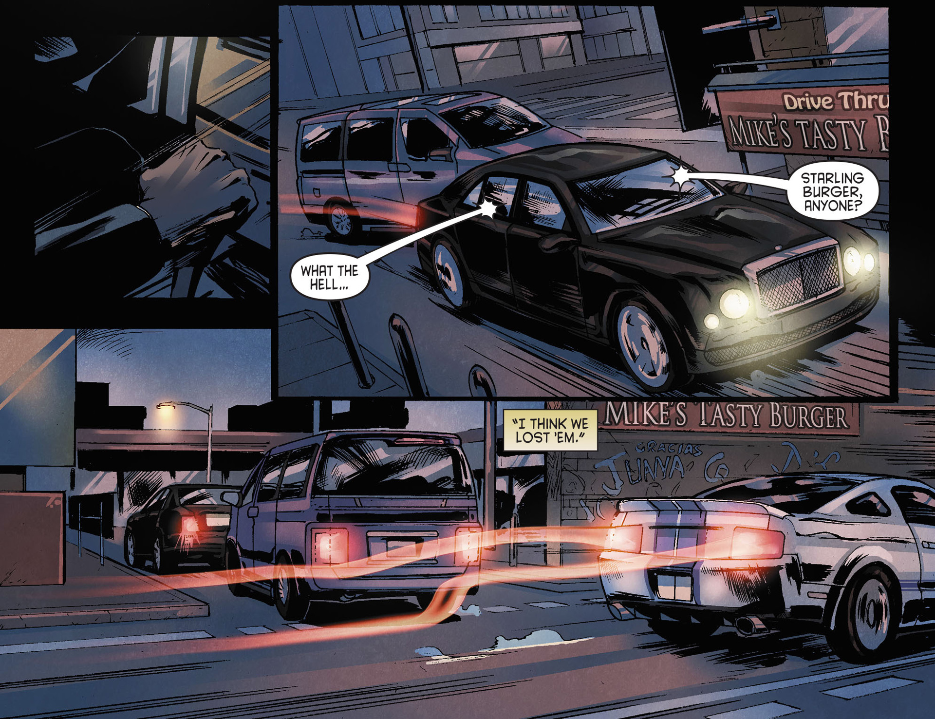 Read online Arrow [II] comic -  Issue #21 - 10