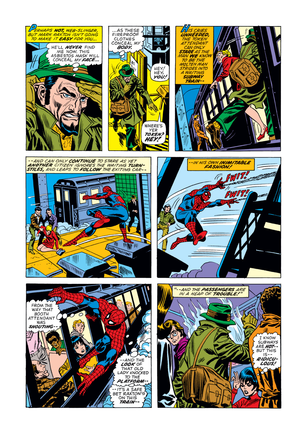 The Amazing Spider-Man (1963) 133 Page 14