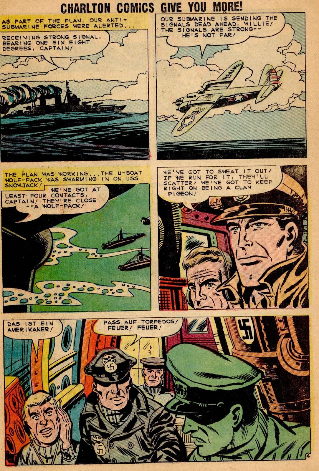 Read online Fightin' Navy comic -  Issue #90 - 23