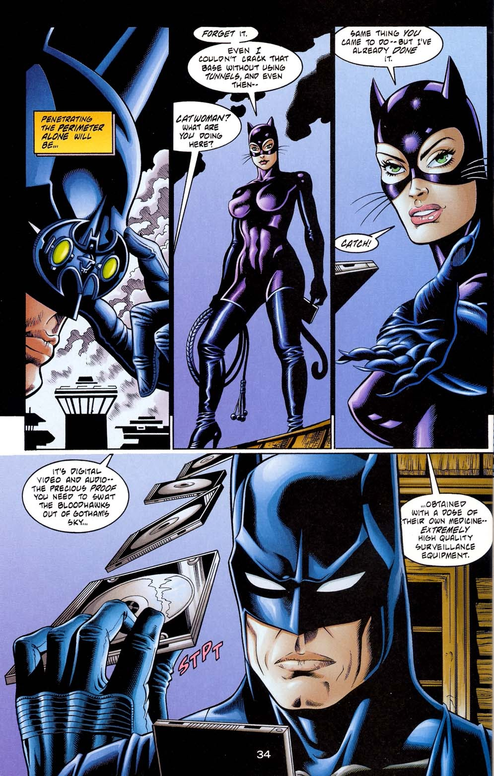 Batman: Outlaws issue 2 - Page 37