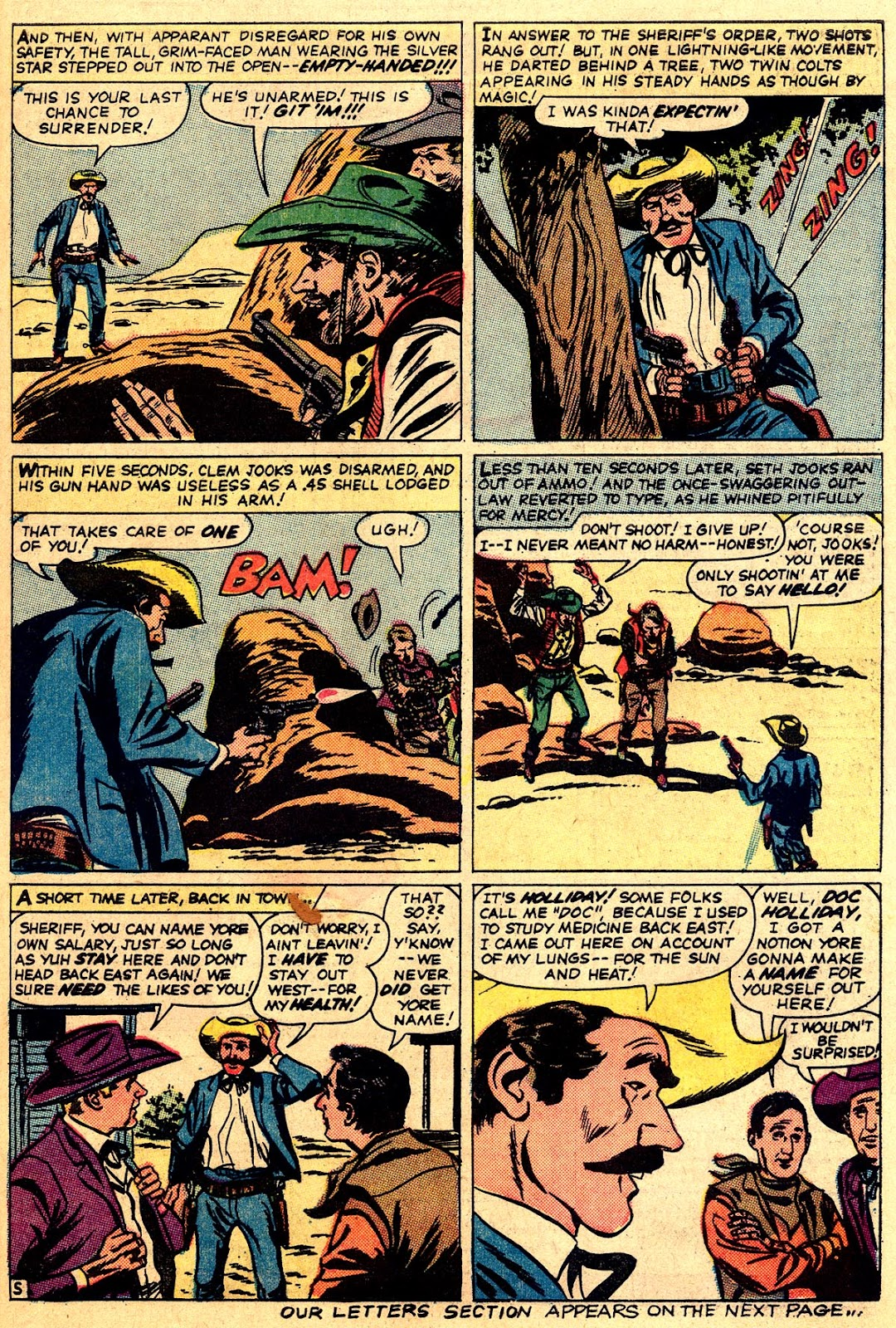 The Rawhide Kid (1955) issue 49 - Page 31