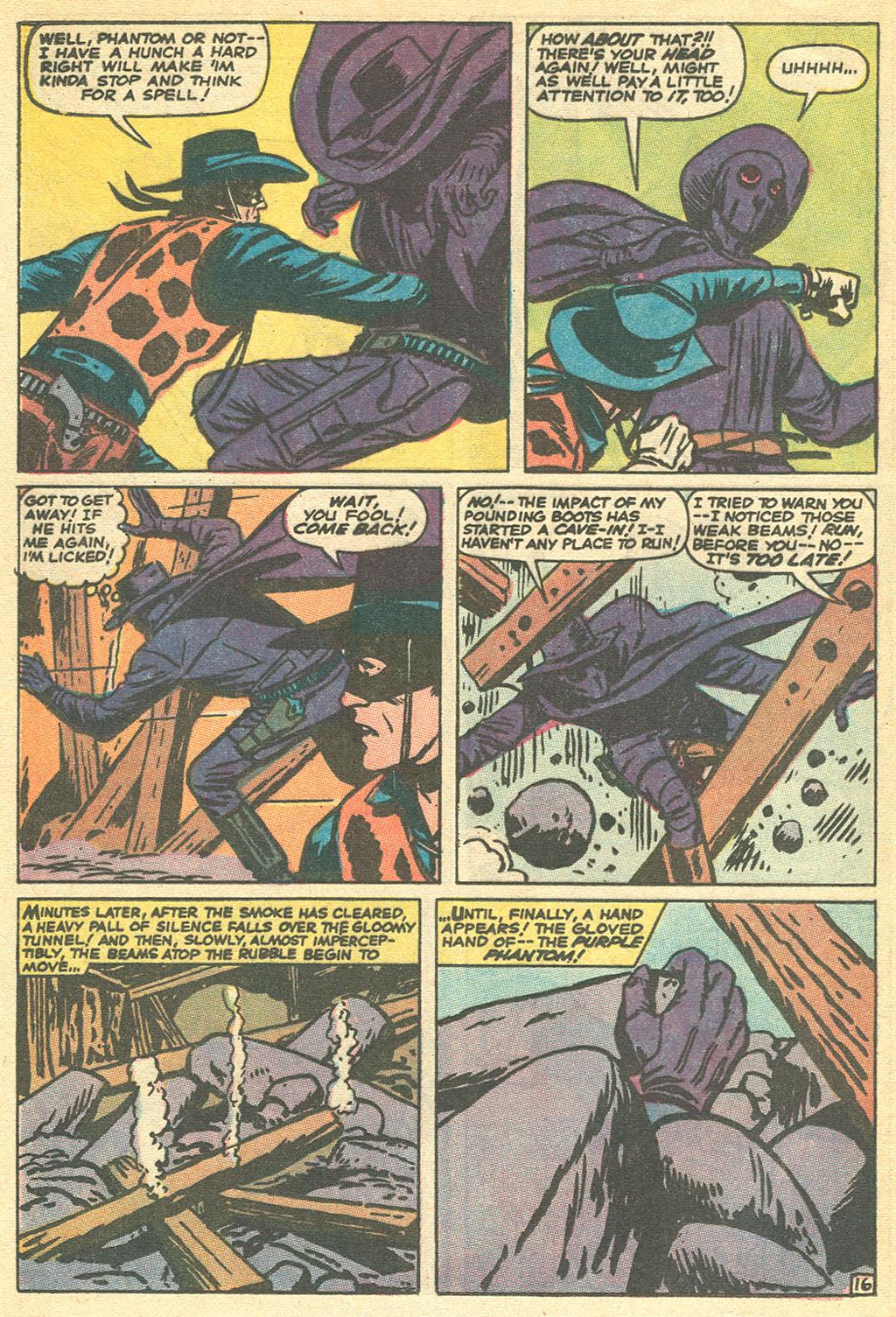 Read online Two-Gun Kid comic -  Issue #93 - 24