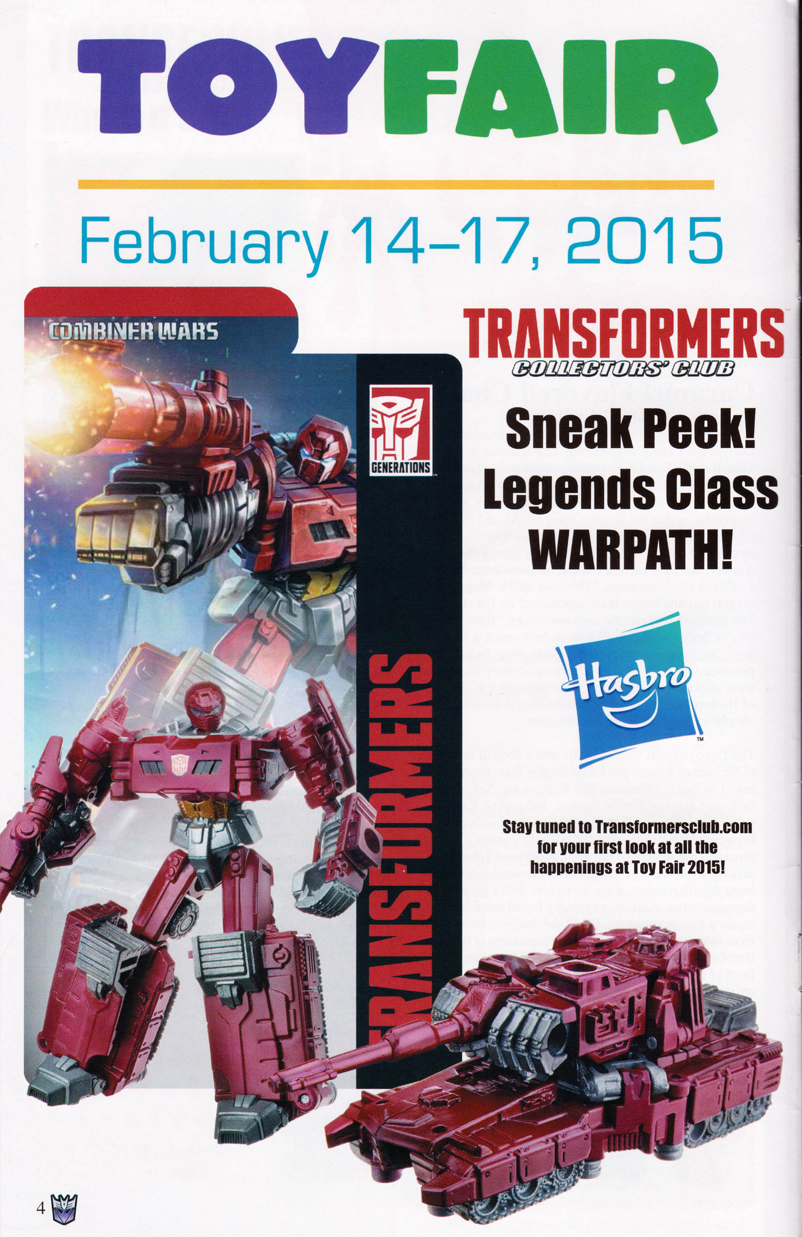 Read online Transformers: Collectors' Club comic -  Issue #61 - 4