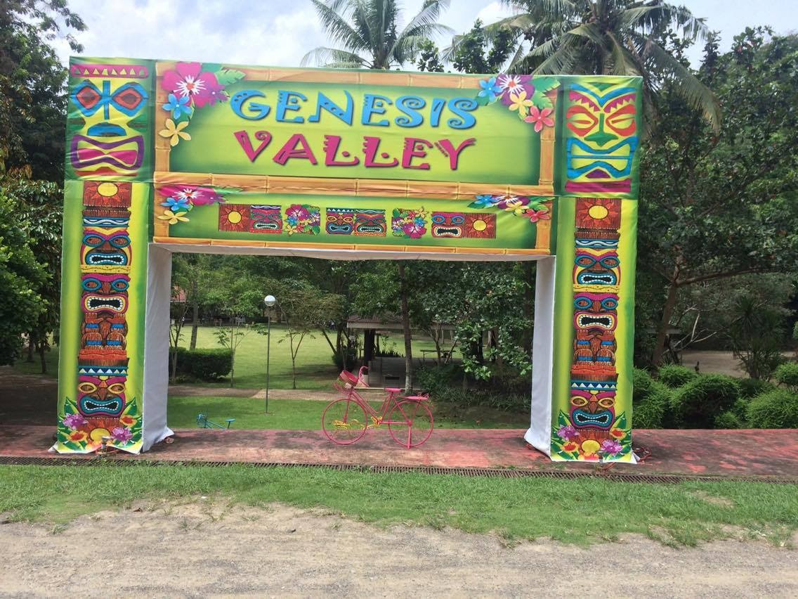 Genesis Valley Resort team building venue in Cabangahan Consolacion Cebu Philippines