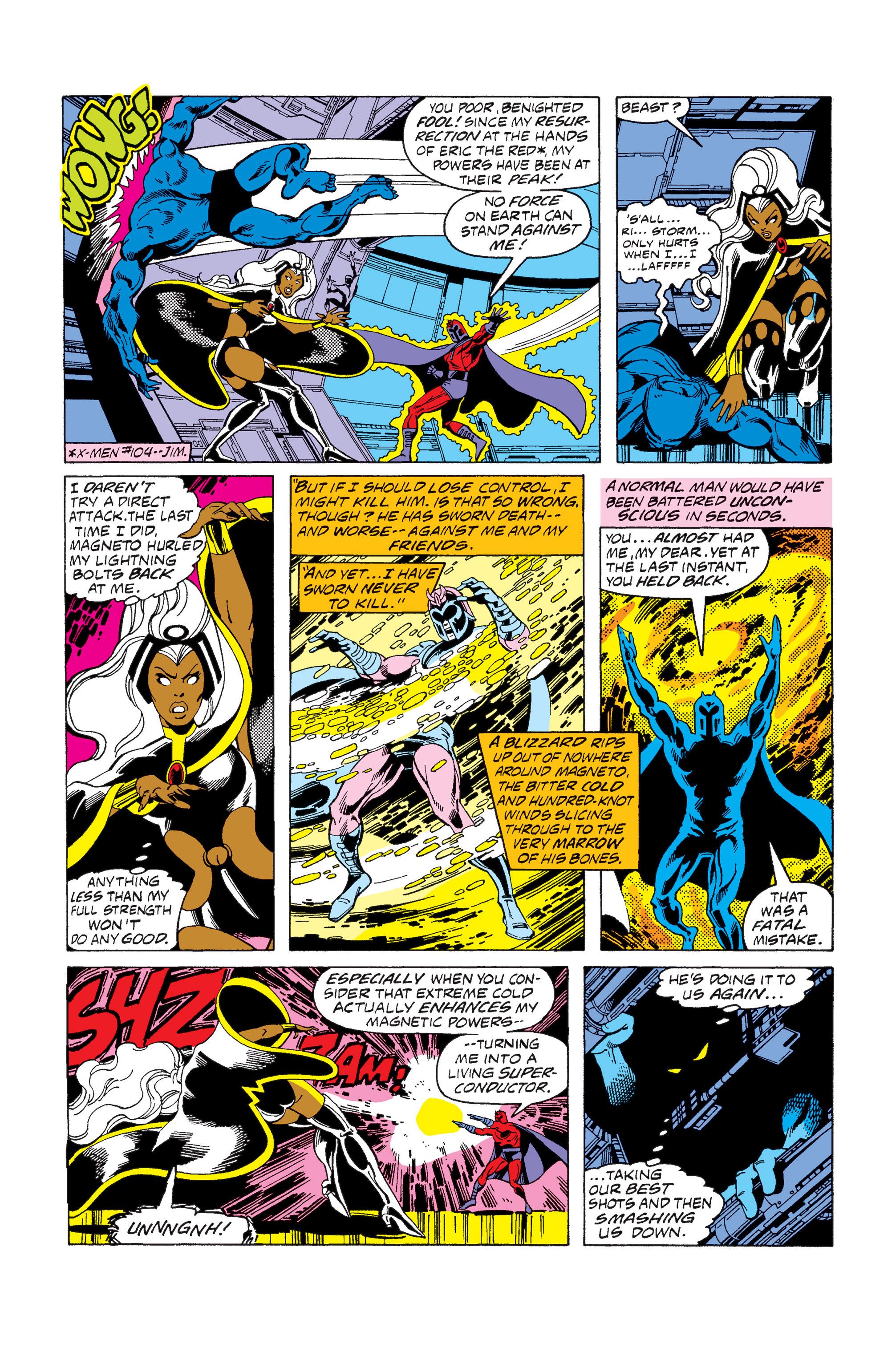 Uncanny X-Men (1963) 112 Page 10