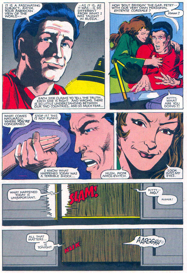 Read online Uncanny X-Men (1963) comic -  Issue # _Annual 6 - 14