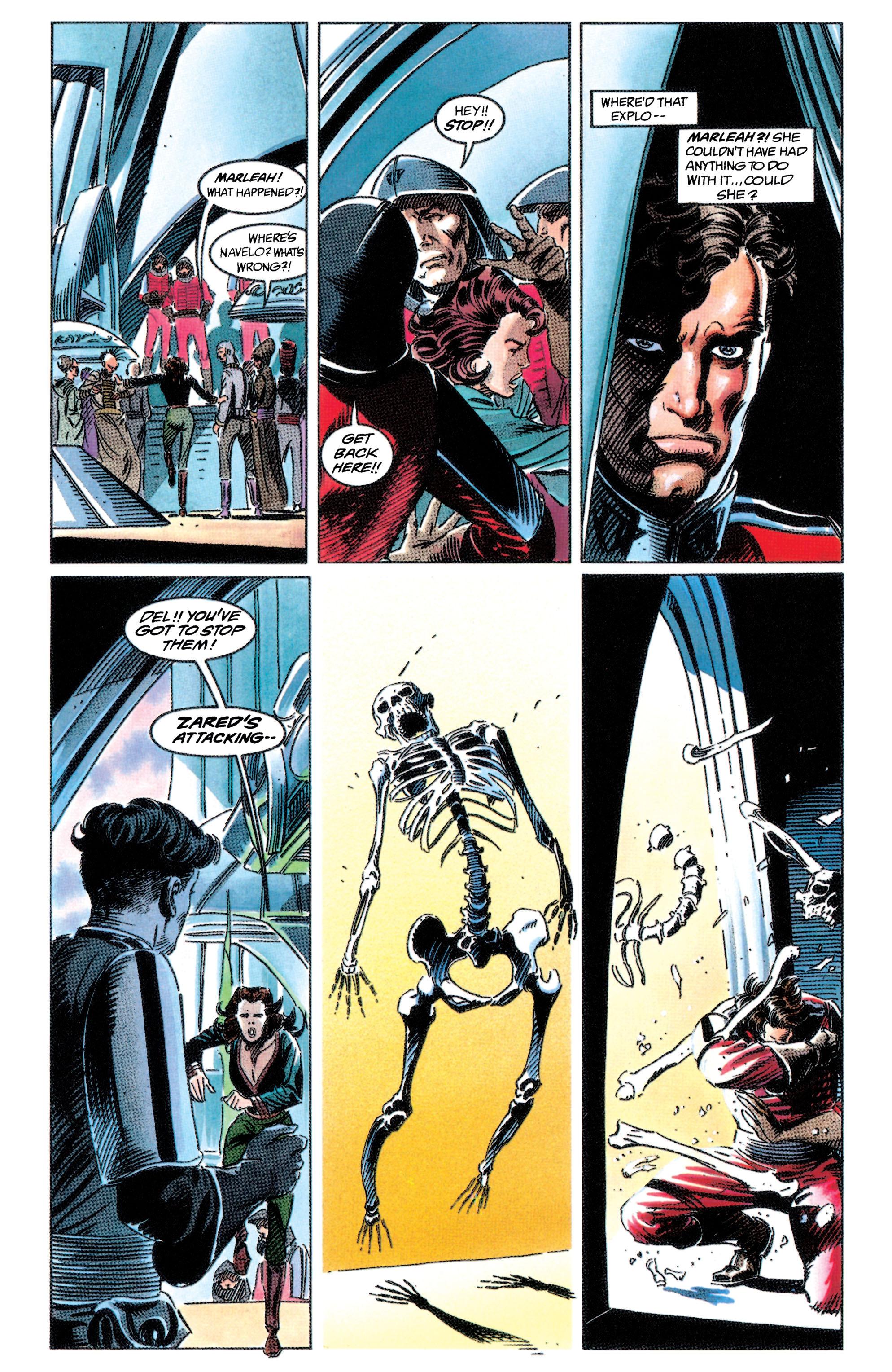 Read online Adam Strange (1990) comic -  Issue #2 - 40