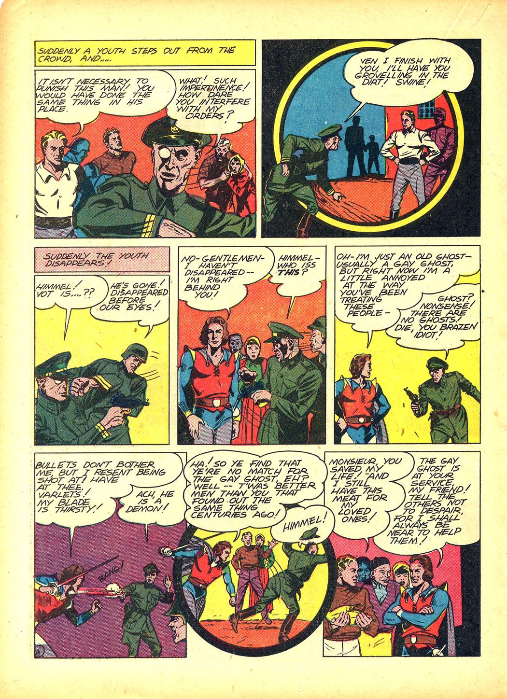 Read online Sensation (Mystery) Comics comic -  Issue #5 - 40