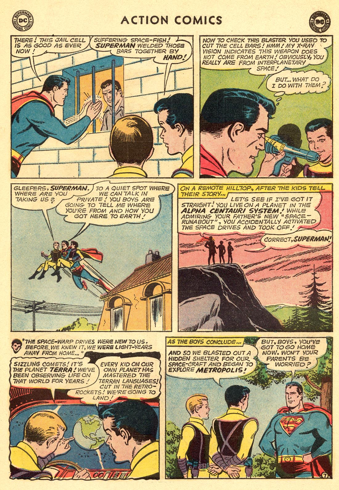 Read online Action Comics (1938) comic -  Issue #315 - 11