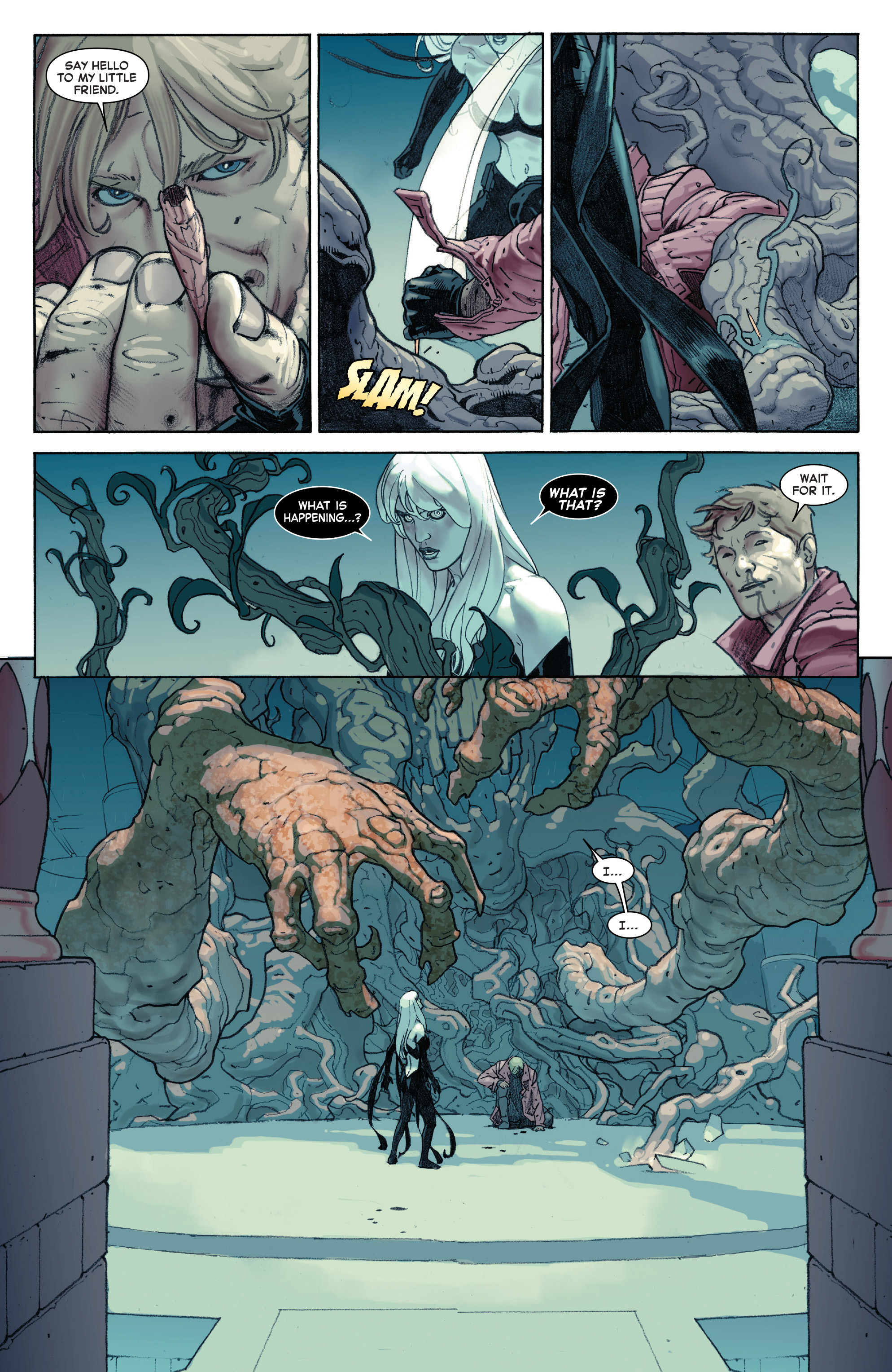 Read online Secret Wars comic -  Issue #8 - 17