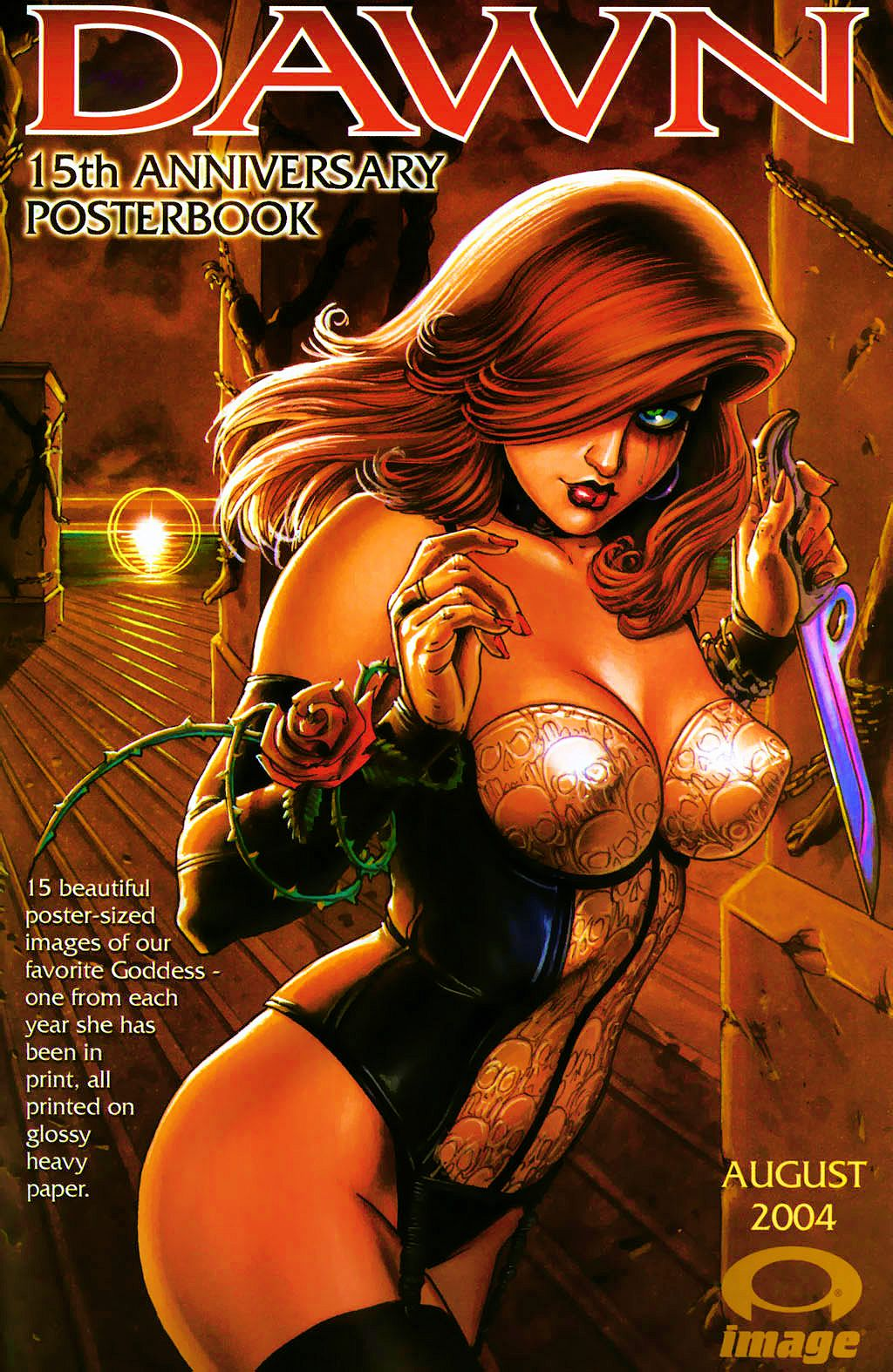 Read online Dawn: Three Tiers comic -  Issue #4 - 32