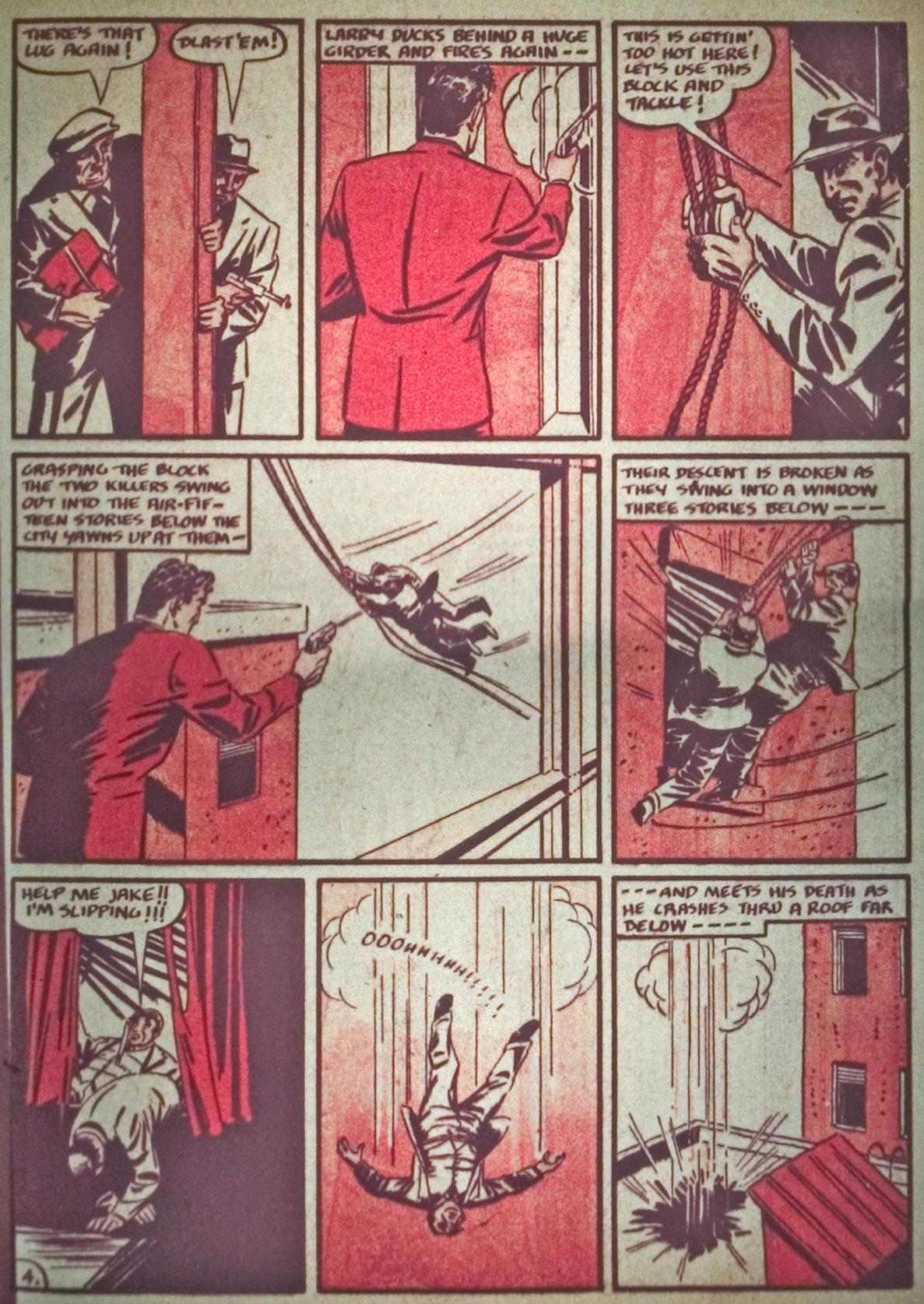 Detective Comics (1937) 29 Page 18