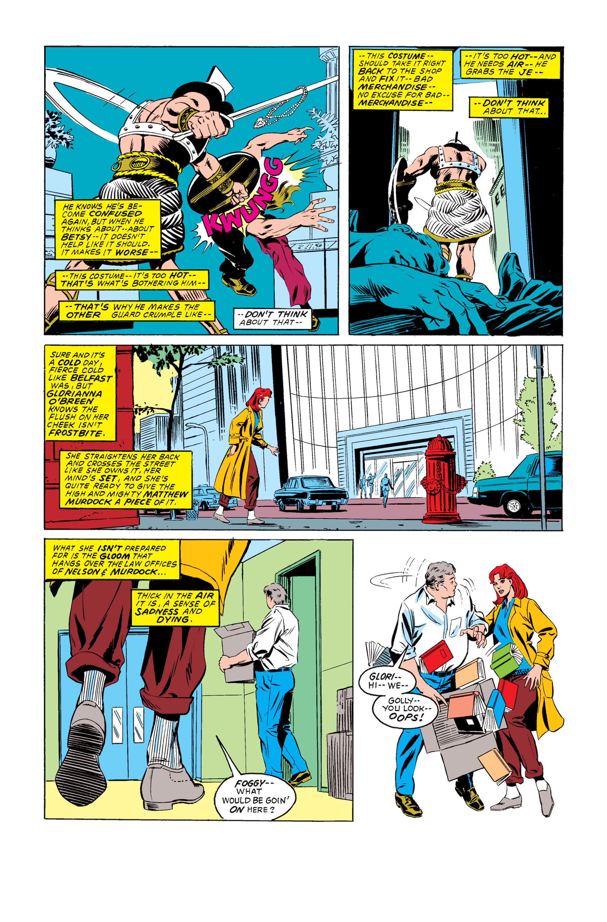 Read online Daredevil: Born Again comic -  Issue # Full - 5