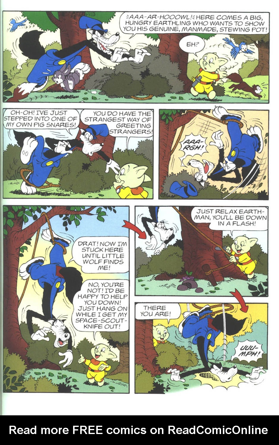 Walt Disney's Comics and Stories issue 609 - Page 33