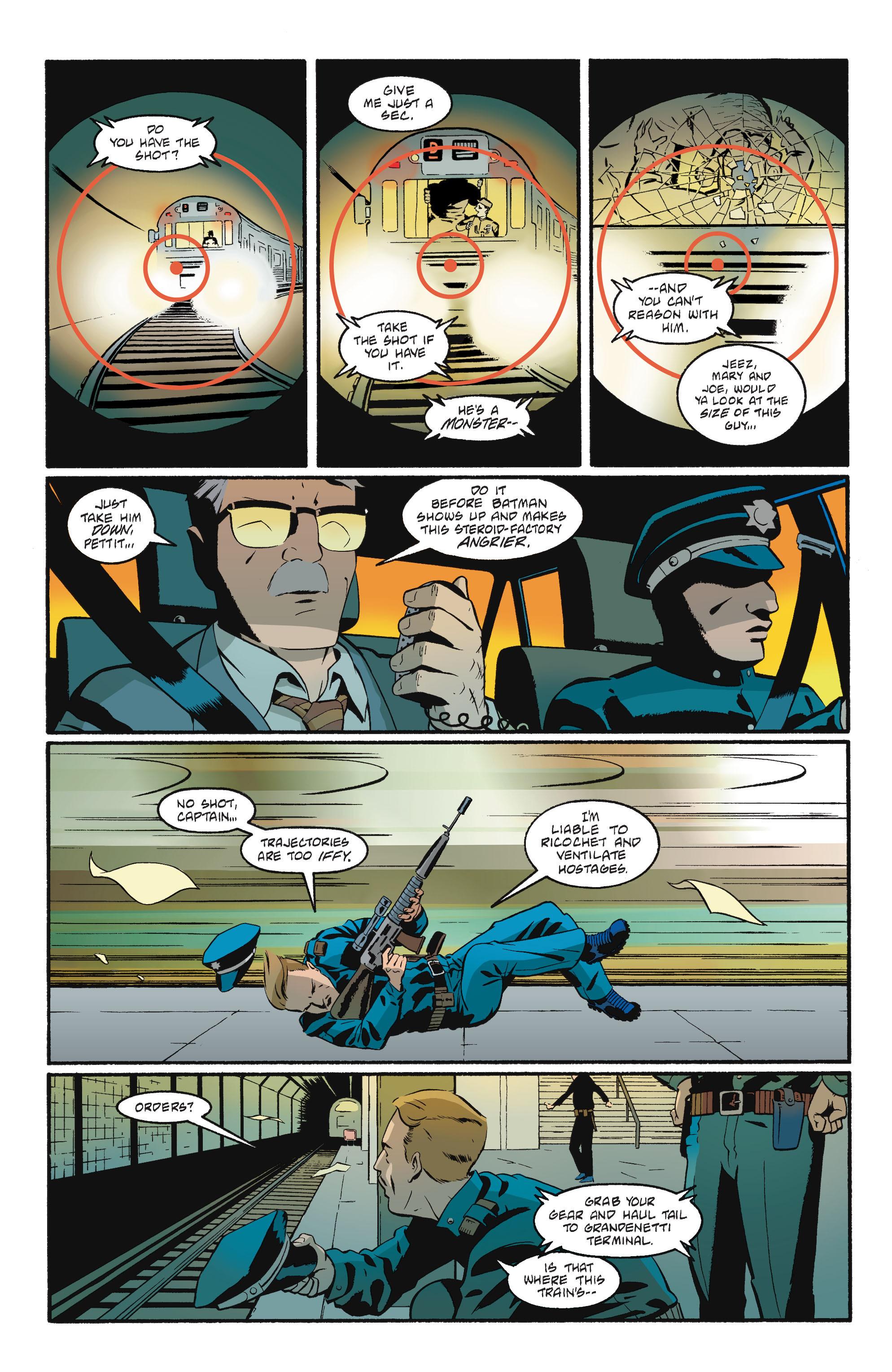 Read online Batgirl/Robin: Year One comic -  Issue # TPB 2 - 161