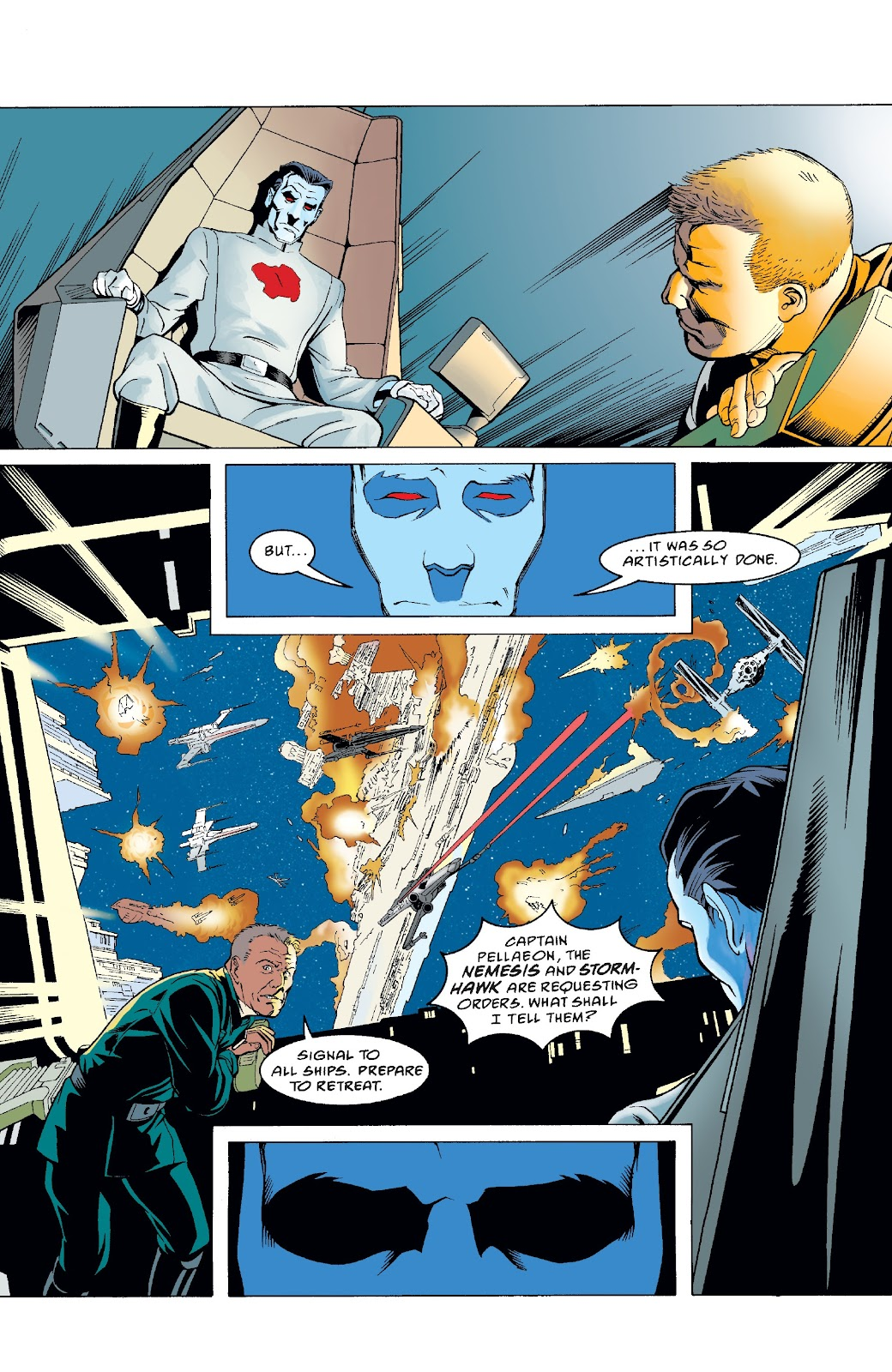 Read online Star Wars Legends: The New Republic - Epic Collection comic -  Issue # TPB 4 (Part 5) - 28