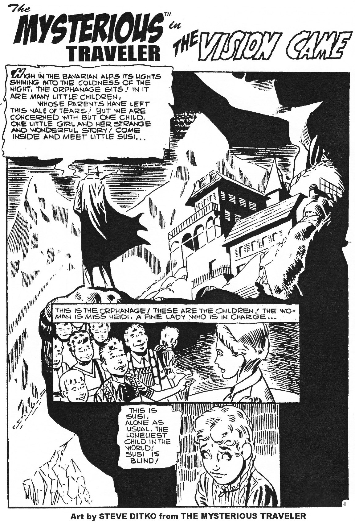 Read online Men of Mystery Comics comic -  Issue #61 - 22