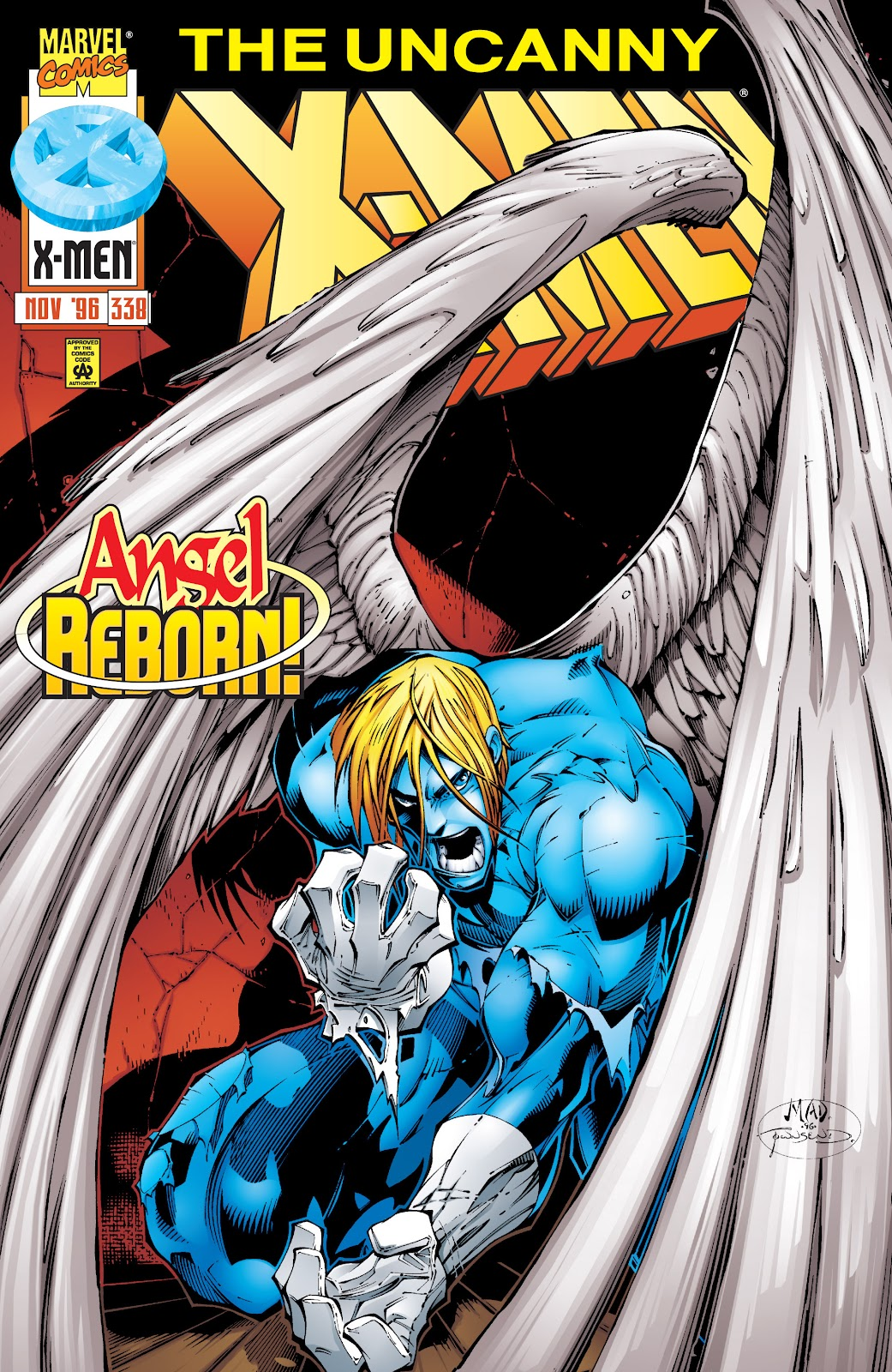 Uncanny X-Men (1963) 338 Page 1