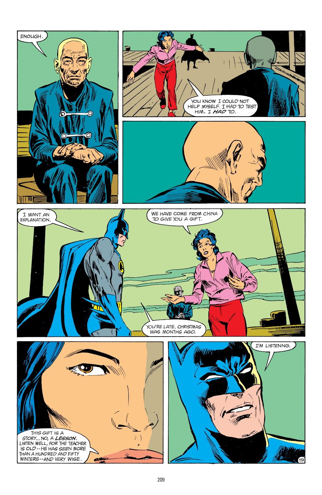 Read online Detective Comics (1937) comic -  Issue # _TPB Batman - The Dark Knight Detective 2 (Part 3) - 11