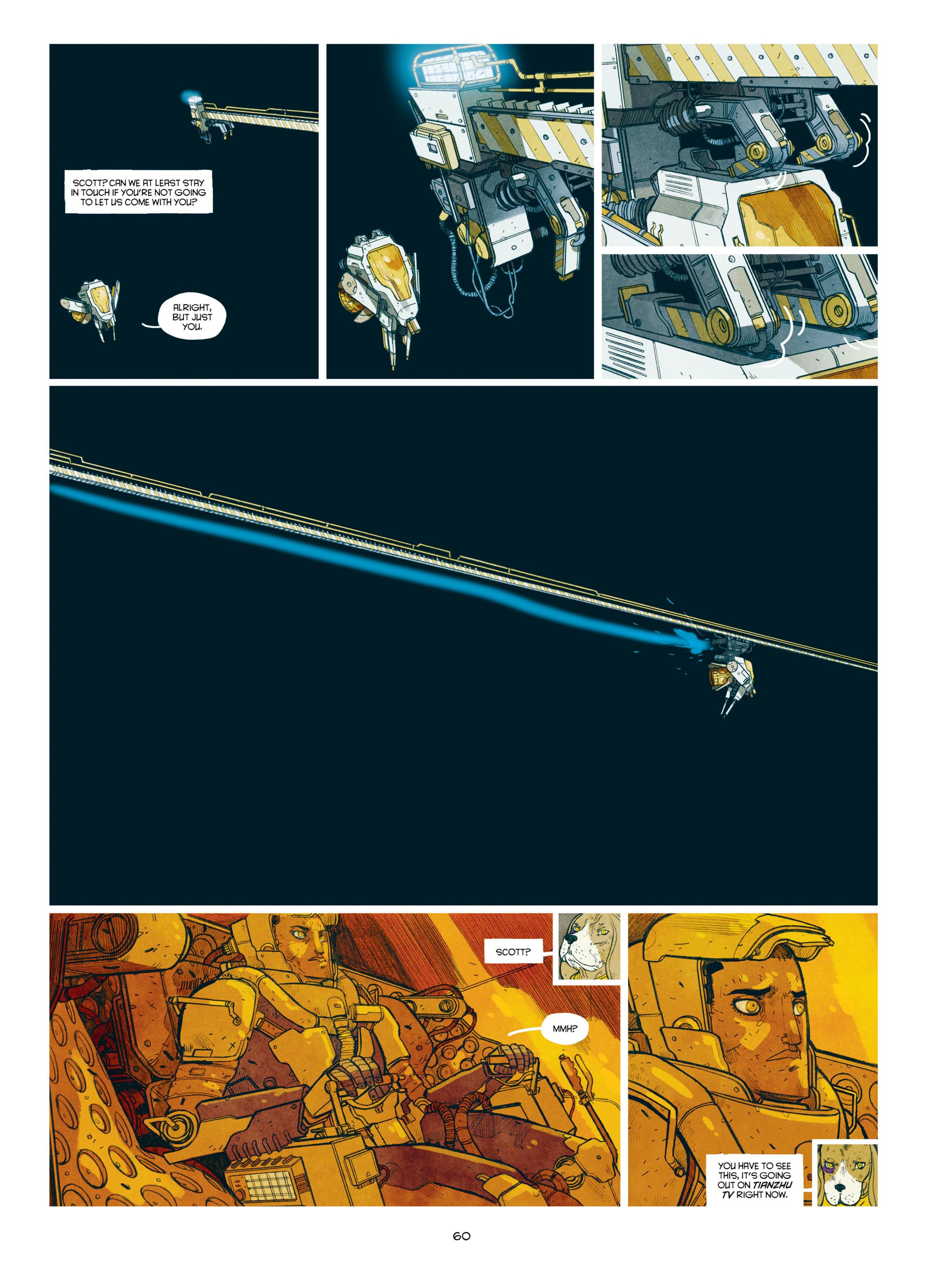 Read online Shangri-La comic -  Issue # Full - 61