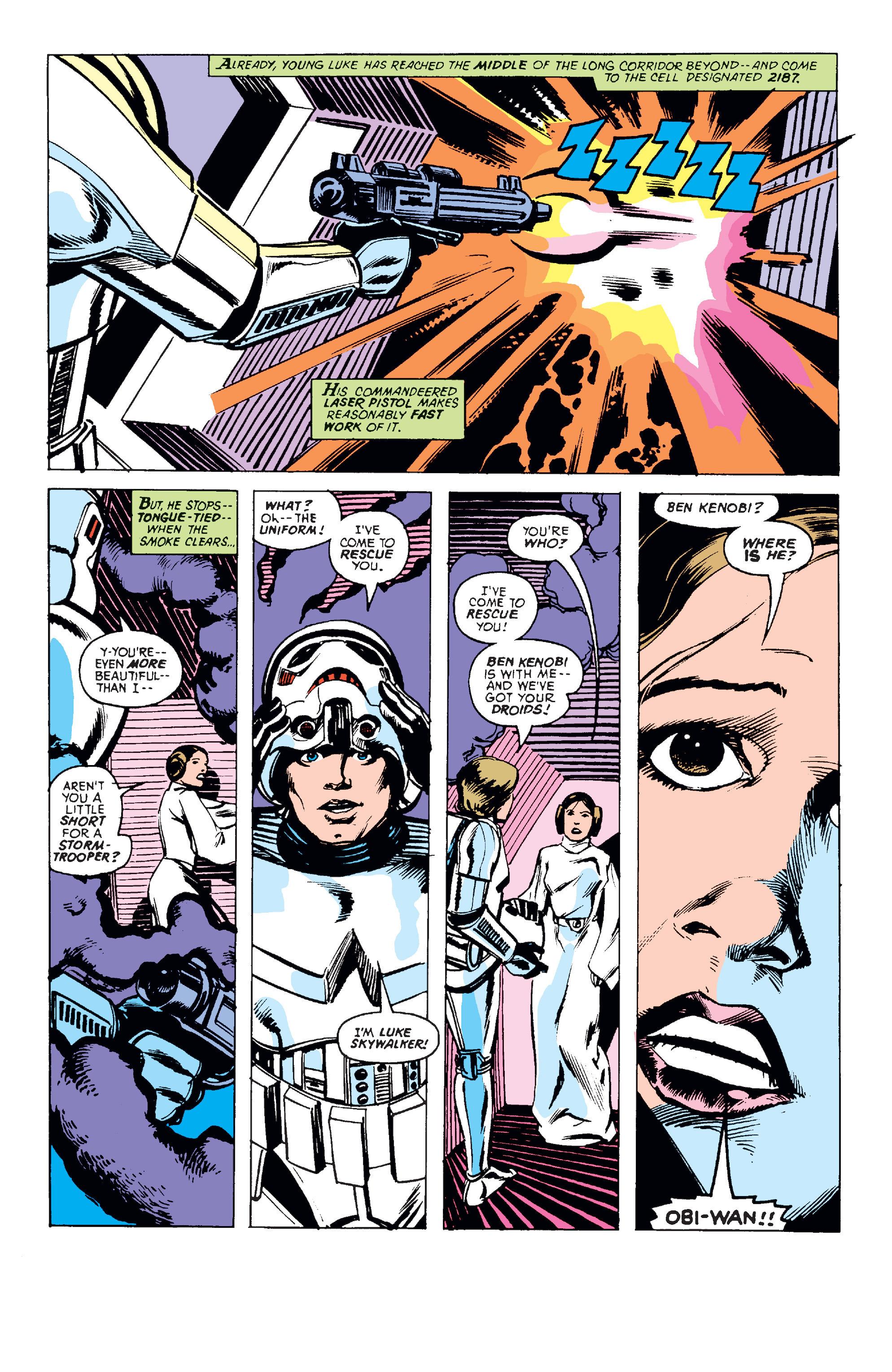 Read online Star Wars Omnibus comic -  Issue # Vol. 13 - 59