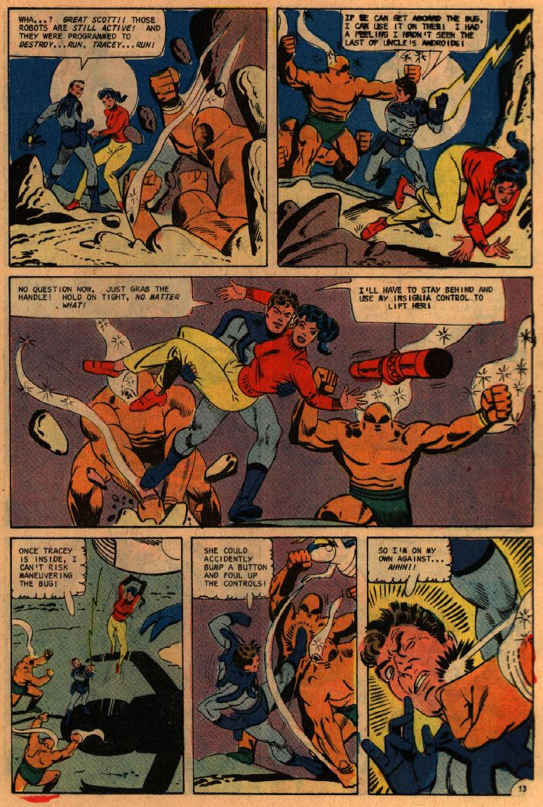 Blue Beetle (1967) issue 2 - Page 17