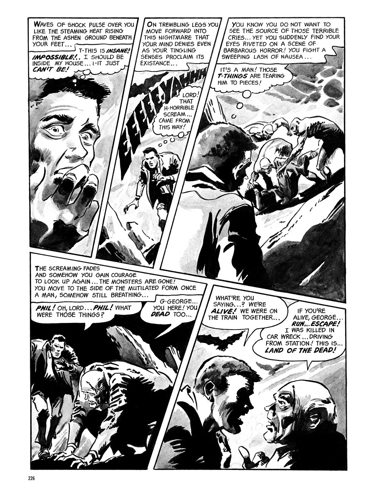Read online Eerie Archives comic -  Issue # TPB 1 - 227