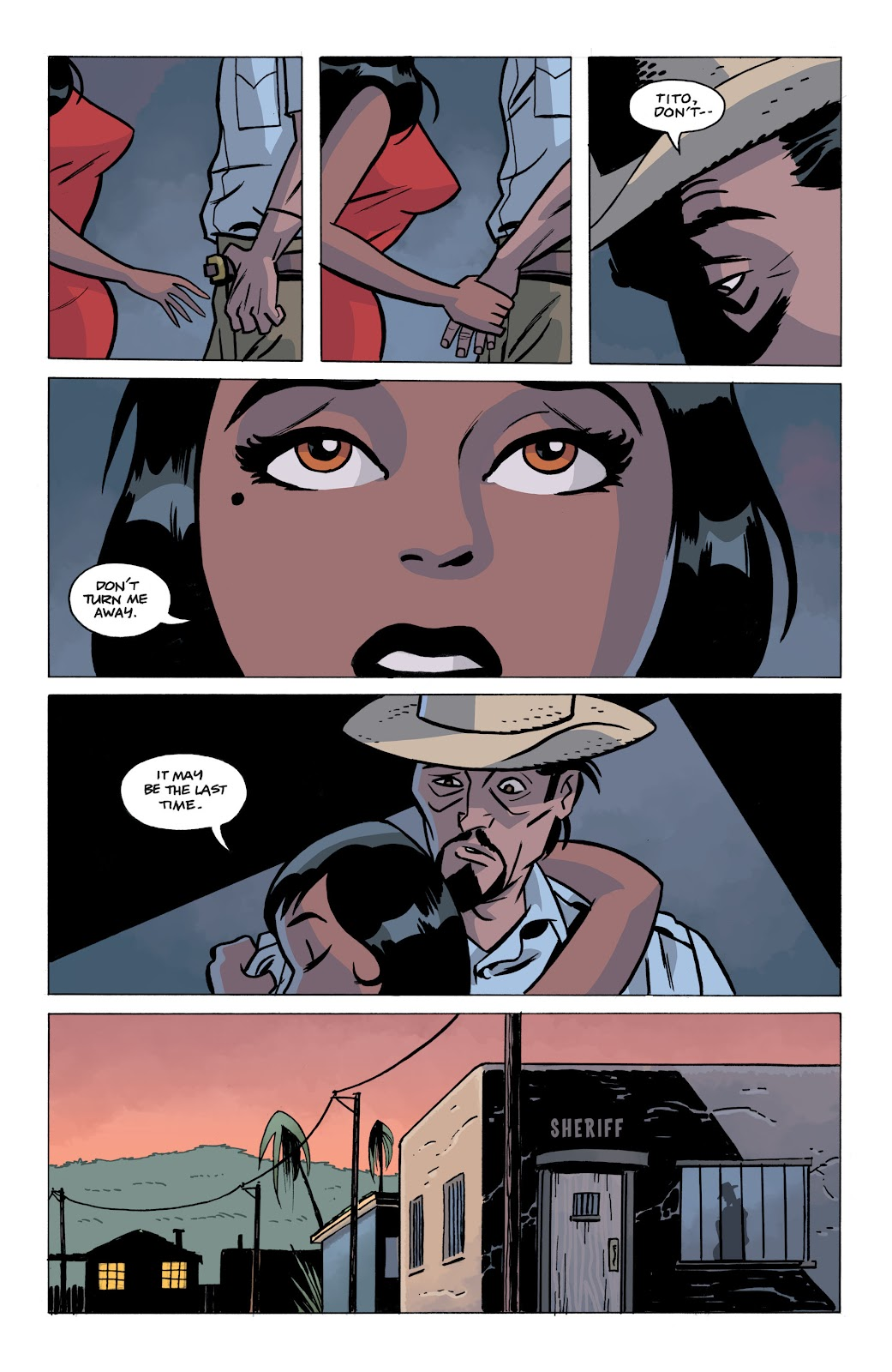 Read online The Twilight Children comic -  Issue #4 - 12