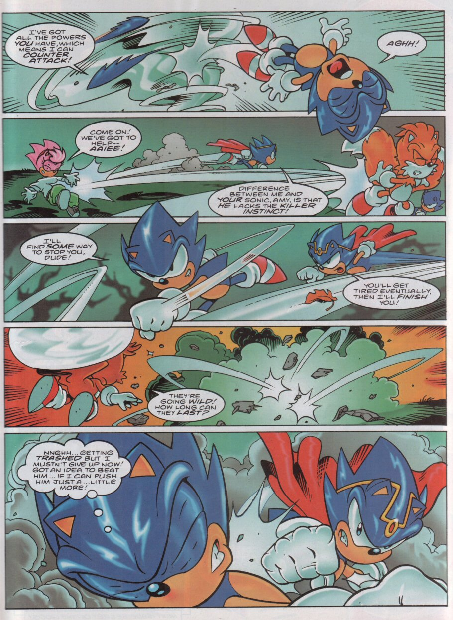 Read online Sonic the Comic comic -  Issue #168 - 7