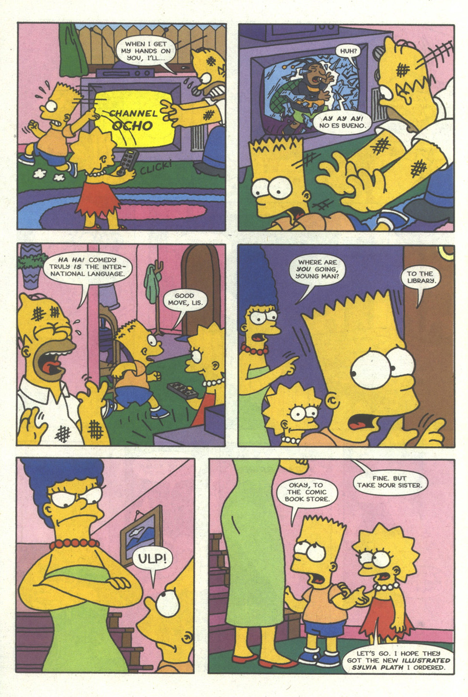 Read online Simpsons Comics comic -  Issue #17 - 5