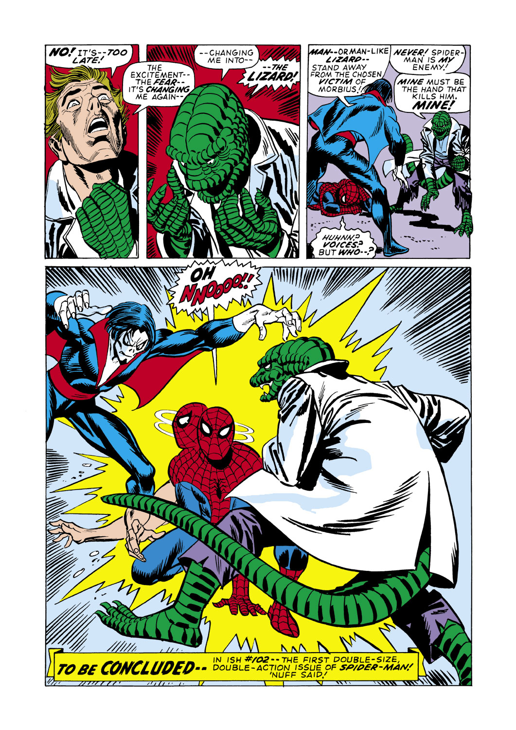 The Amazing Spider-Man (1963) 101 Page 20