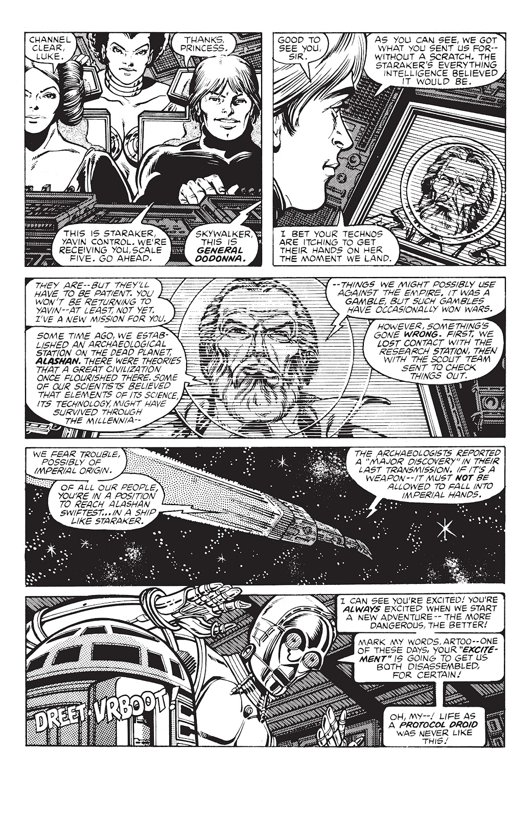 Read online Star Wars Legends: The Original Marvel Years - Epic Collection comic -  Issue # TPB 2 (Part 4) - 88