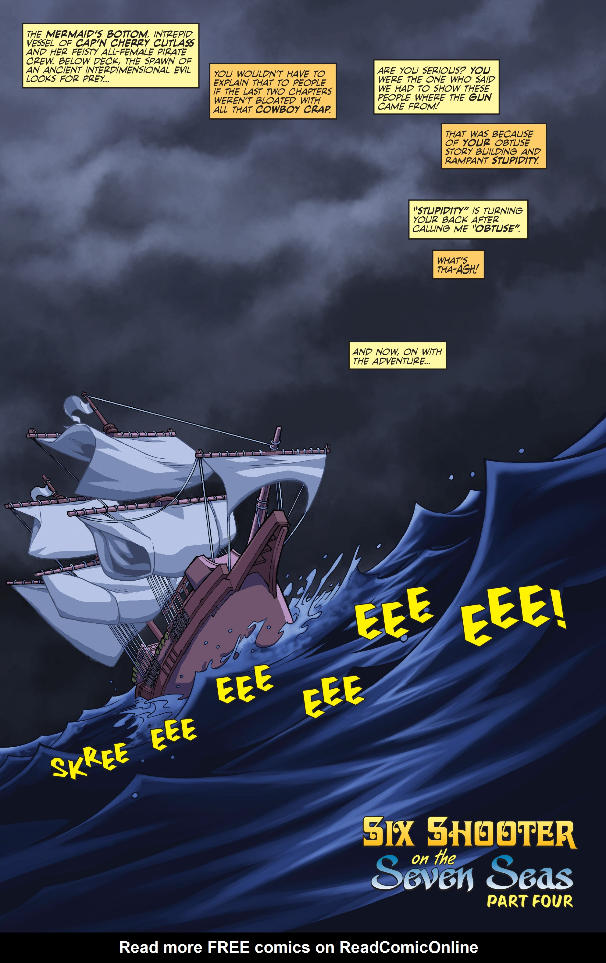 Read online Skullkickers comic -  Issue #16 - 3