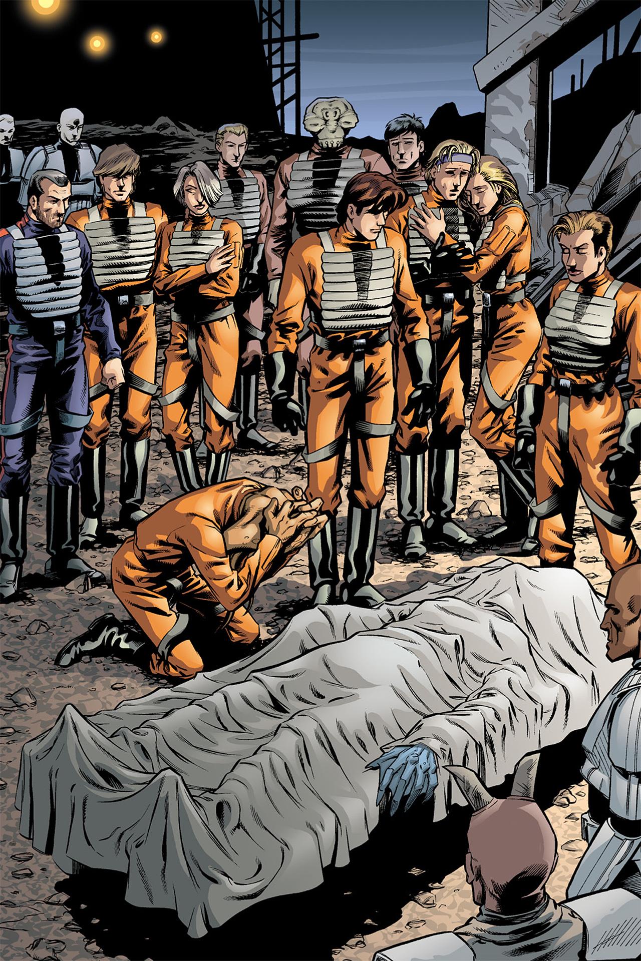 Read online Star Wars Omnibus comic -  Issue # Vol. 3 - 330