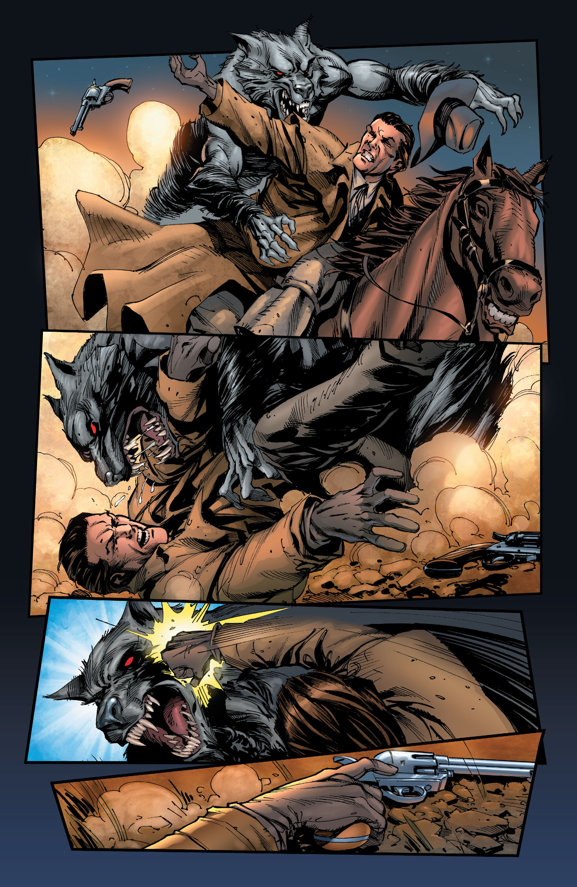 Read online All-Star Western (2011) comic -  Issue #19 - 29