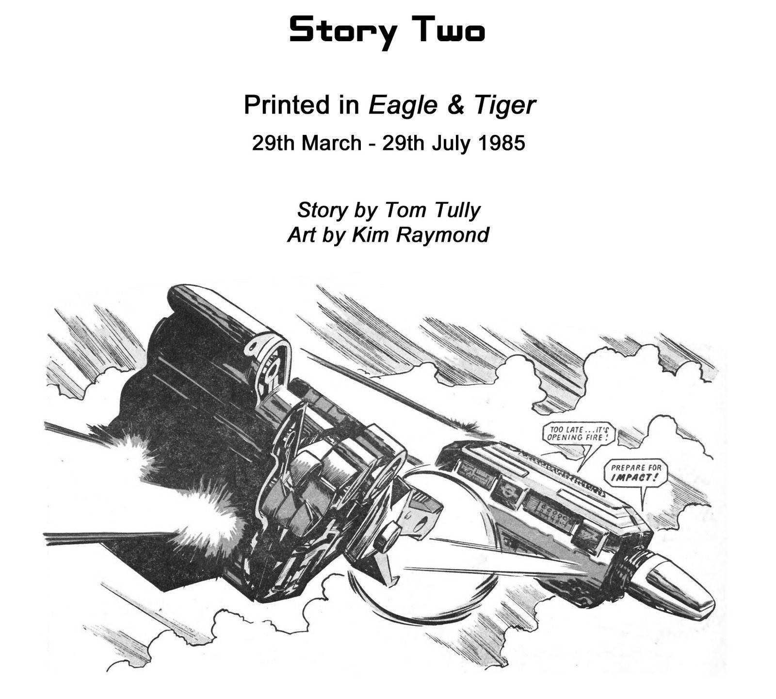 Read online Robo Machines comic -  Issue # TPB - 66