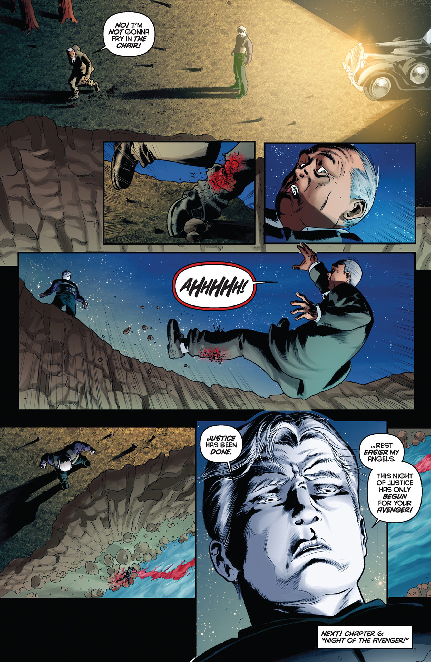 Read online Justice, Inc. comic -  Issue #5 - 26