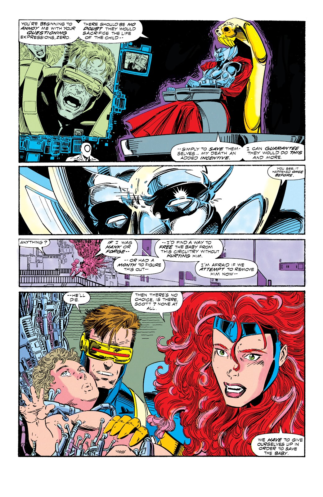 Uncanny X-Men (1963) issue 296 - Page 18