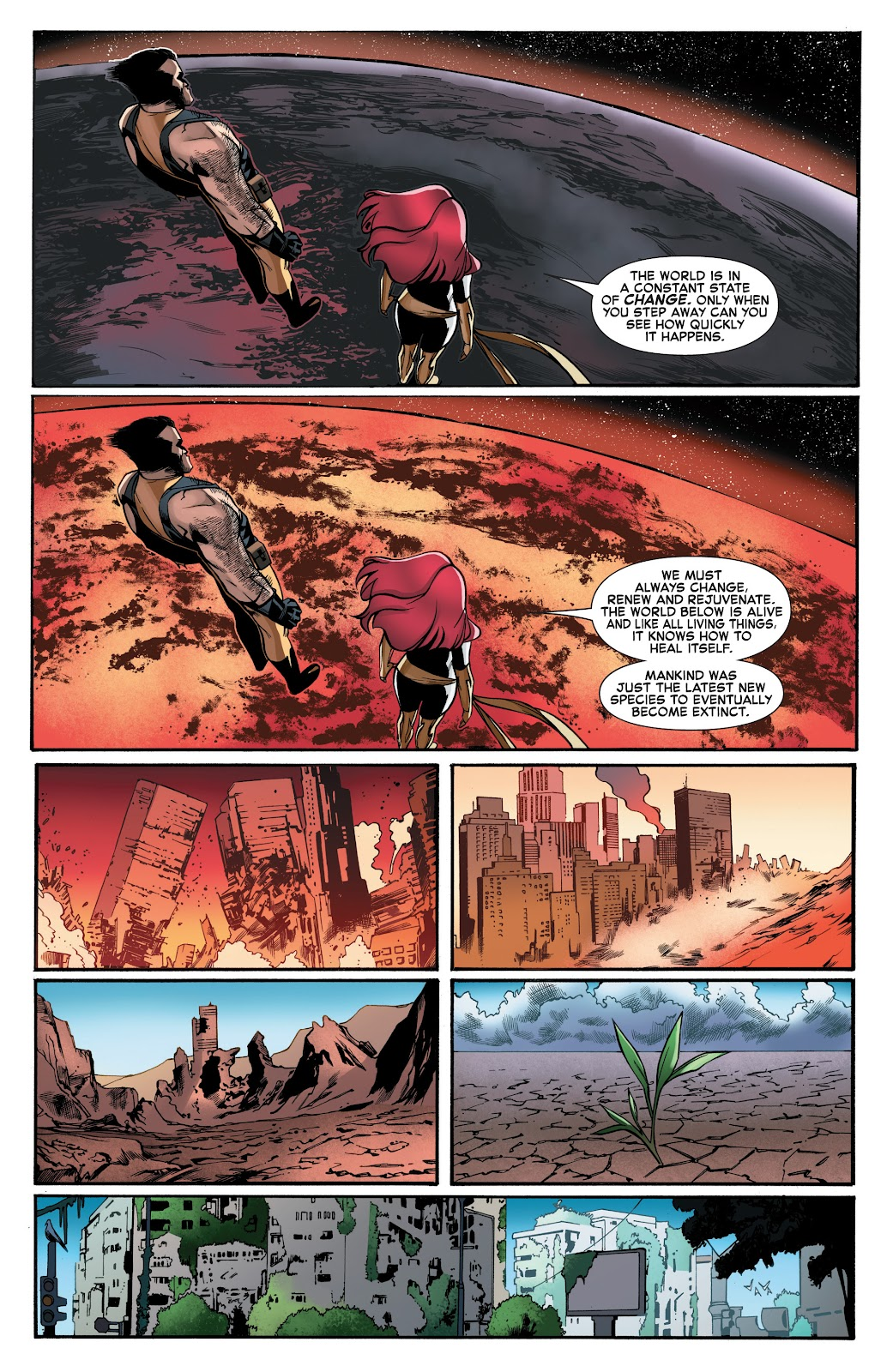 Read online What If? AvX comic -  Issue #4 - 19