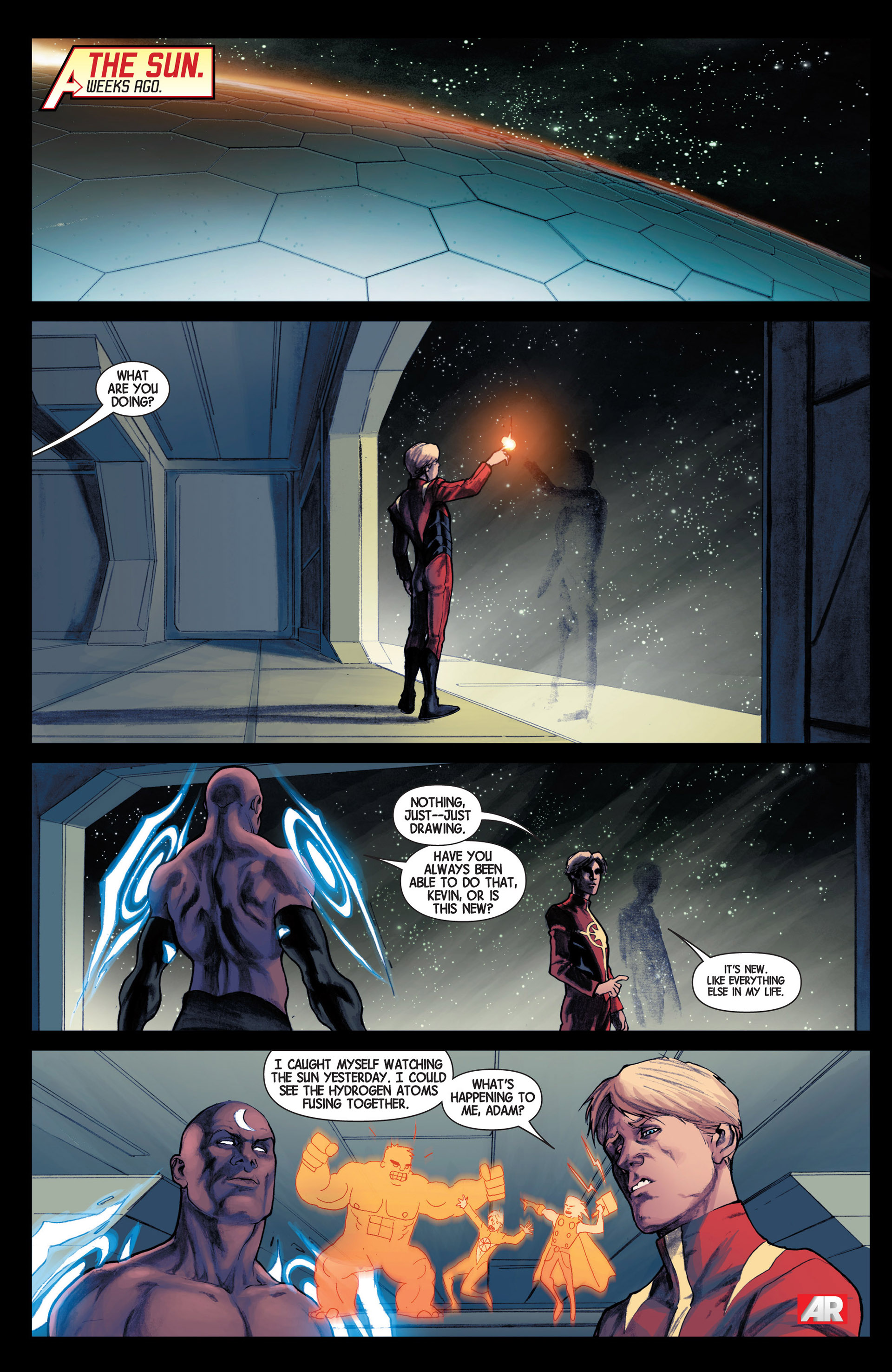 Read online Avengers (2013) comic -  Issue #16 - 5