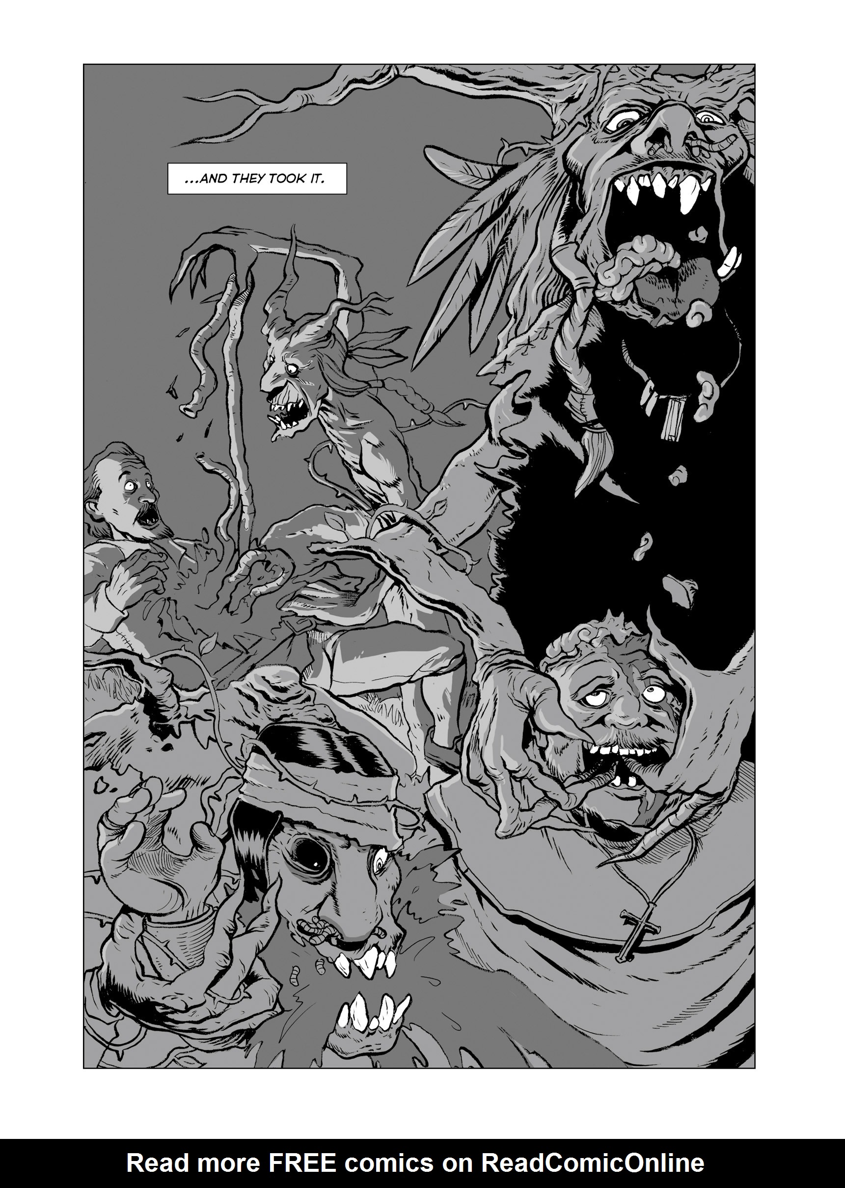 Read online FUBAR comic -  Issue #3 - 19