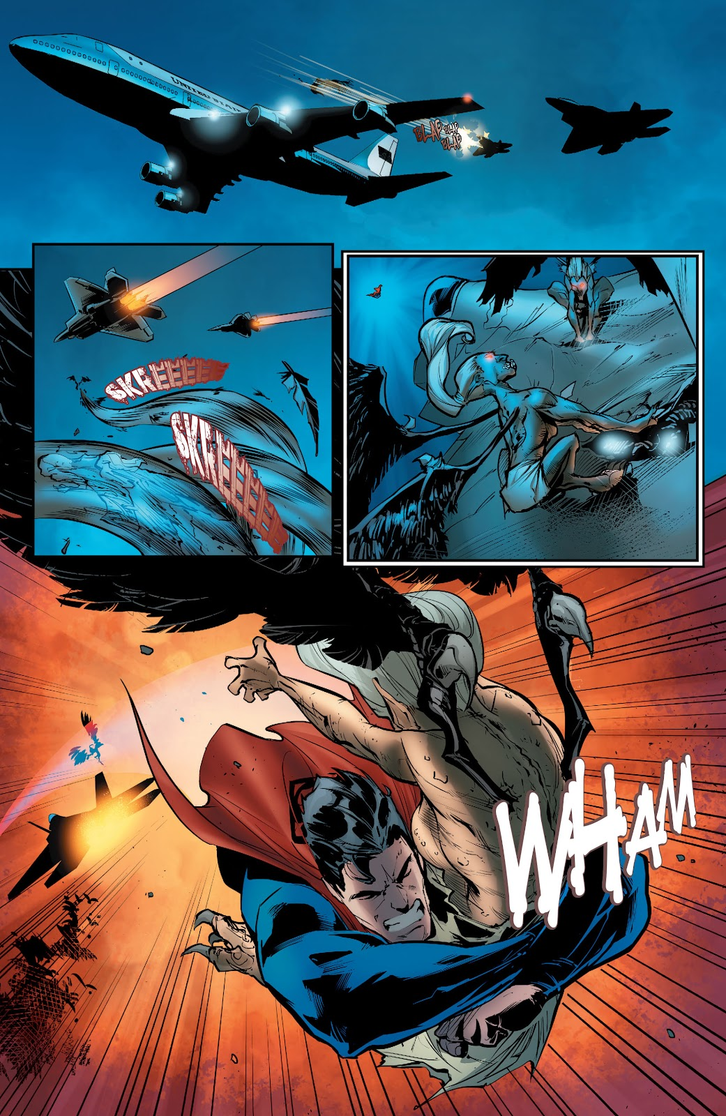 Read online Smallville Season 11 [II] comic -  Issue # TPB 5 - 105