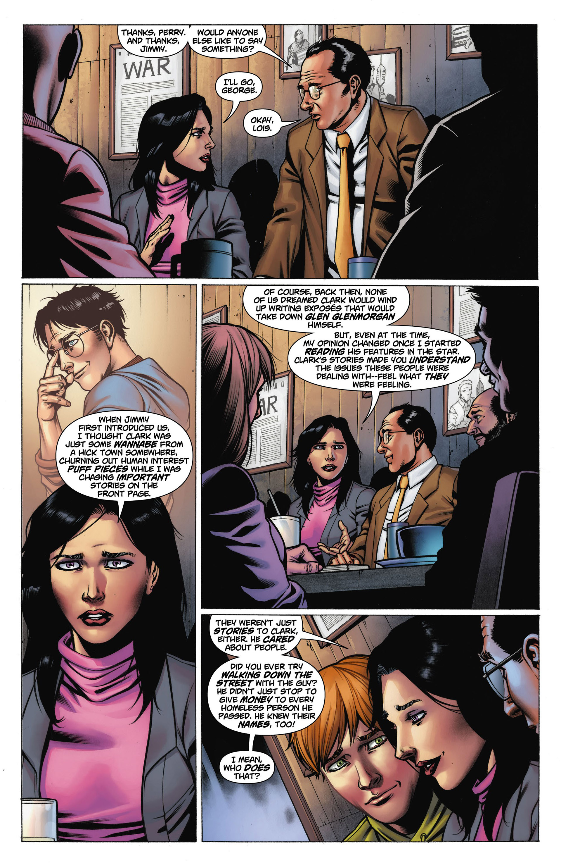 Read online Action Comics (2011) comic -  Issue #10 - 24