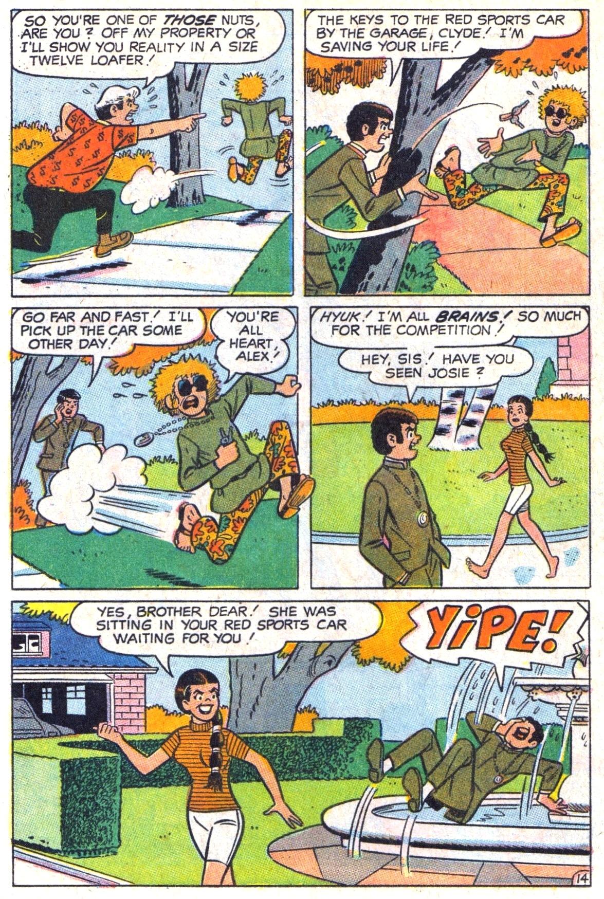 Read online She's Josie comic -  Issue #37 - 20