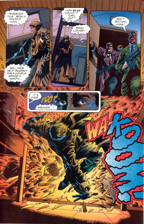 Read online Sludge comic -  Issue #1 - 19