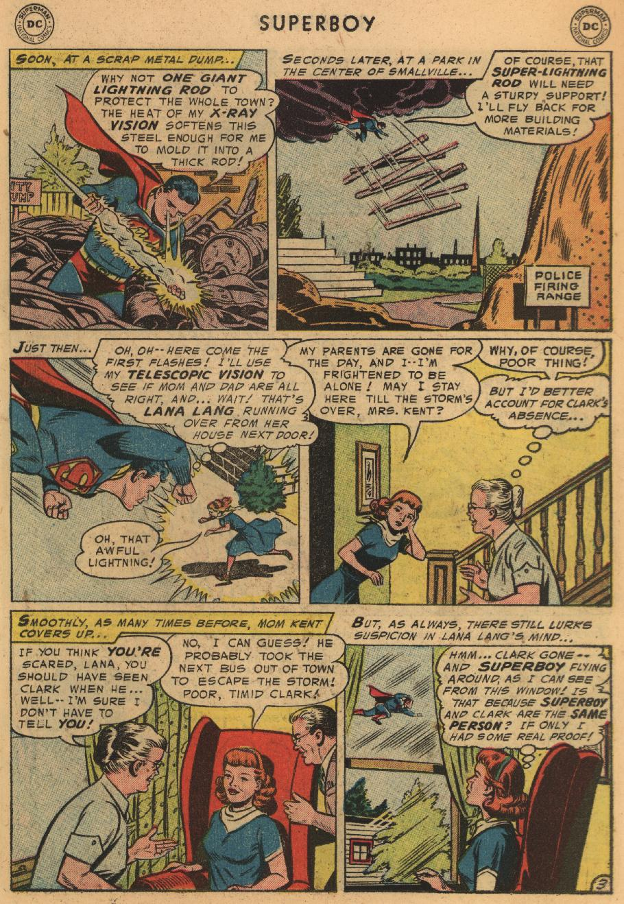 Superboy (1949) issue 45 - Page 12