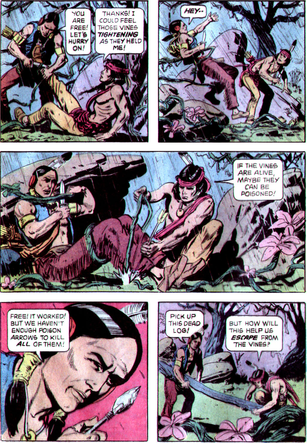 Read online Turok, Son of Stone comic -  Issue #122 - 12