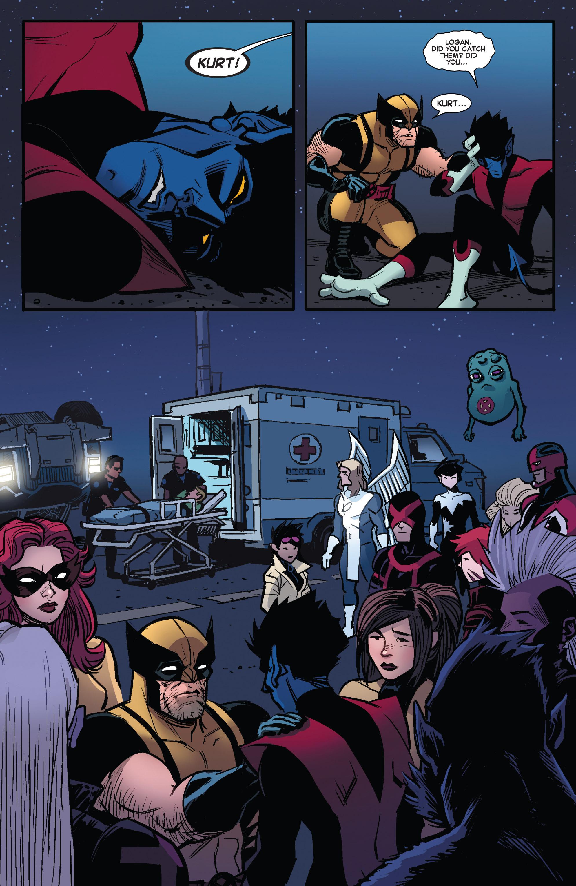 Read online Amazing X-Men (2014) comic -  Issue #6 - 19